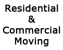 Residential and Commercial Moving